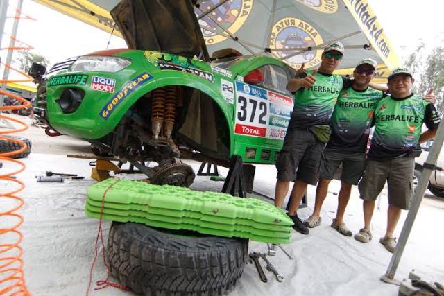 Rally Dakar - Alta Ruta 03