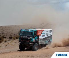 Rally Dakar - De Rooy 01