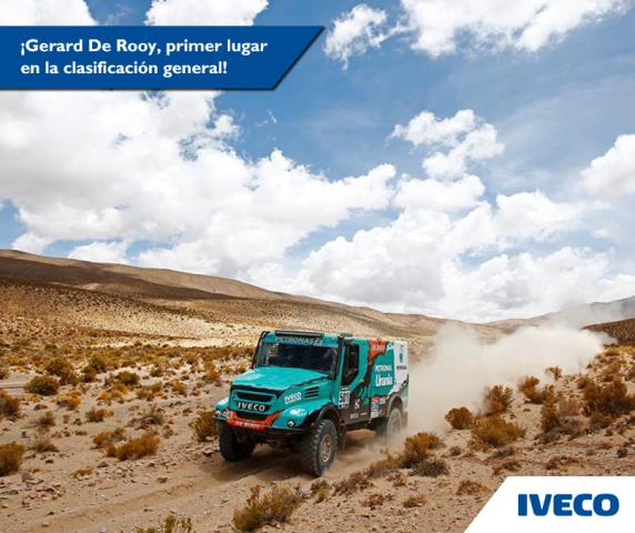 Rally Dakar - De Rooy 02