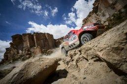 Rally Dakar - De Villiers 02