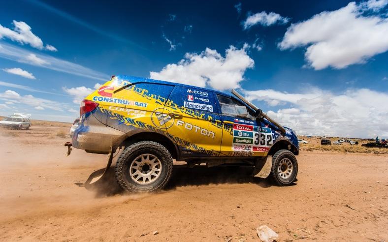 Rally Dakar - Foton 02