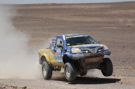 Rally Dakar - Foton 03