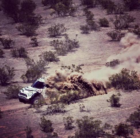 Rally Dakar - Hirvonen 01