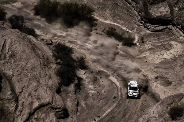 Rally Dakar - Hirvonen 02