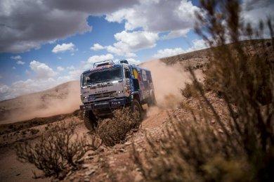 Rally Dakar - Karginov 01