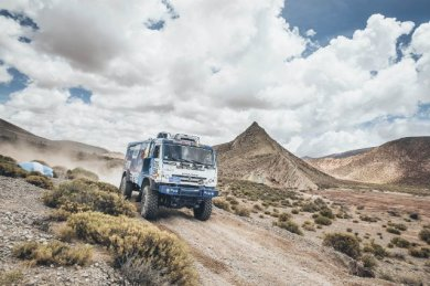 Rally Dakar - Karginov 02