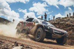 Rally Dakar - Loeb 03