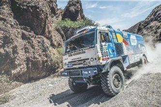 Rally Dakar - Mardeev 01