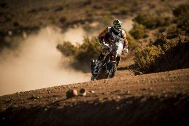 Rally Dakar - Meo 01