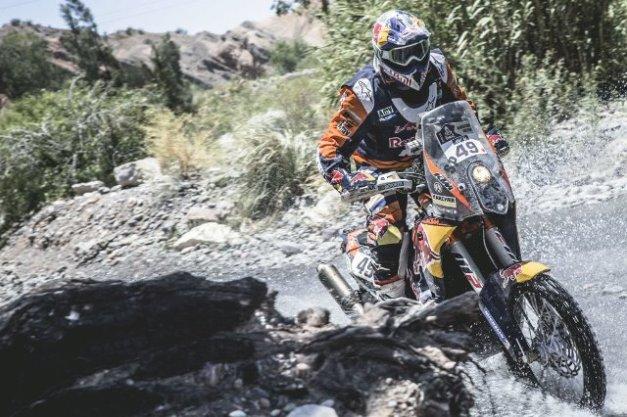 Rally Dakar - Meo 02