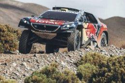 Rally Dakar - Peterhansel 0