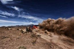 Rally Dakar - Peterhansel 01