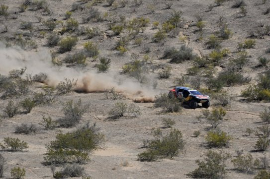 Rally Dakar - Peterhansel 01