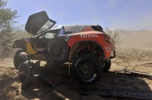 Rally Dakar - Peterhansel 02
