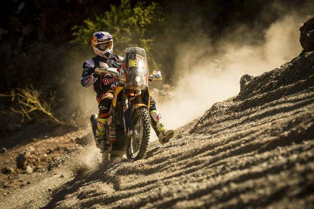 Rally Dakar - Pryce 01