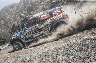 Rally Dakar - Prygonski 01