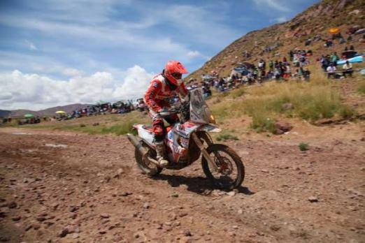 Rally Dakar - Rios 01