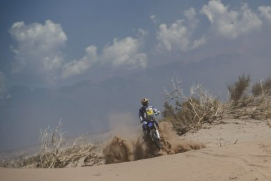 Rally Dakar - Rodrigues 01