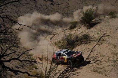 Rally dakar - Sainz 01