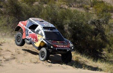 Rally dakar - Sainz 02