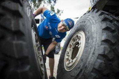 Rally Dakar - Team Kamaz 02