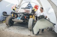 Rally Dakar - Team Peugeot Total 01