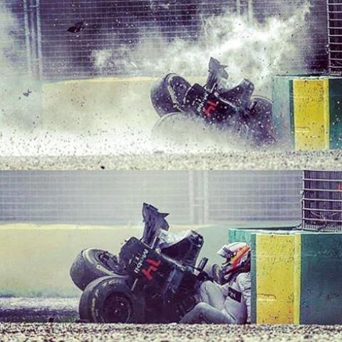 Fernando Alonso - GP Australia 02