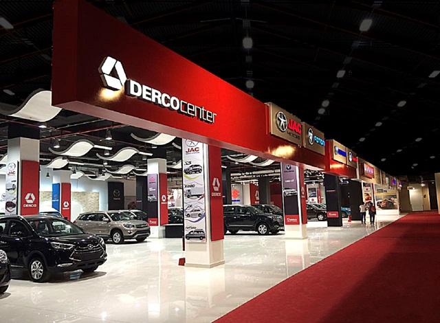 Dercocenter Mall del Sur