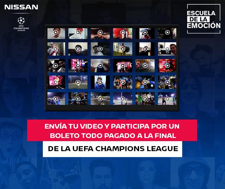Nissan - Champions League 02