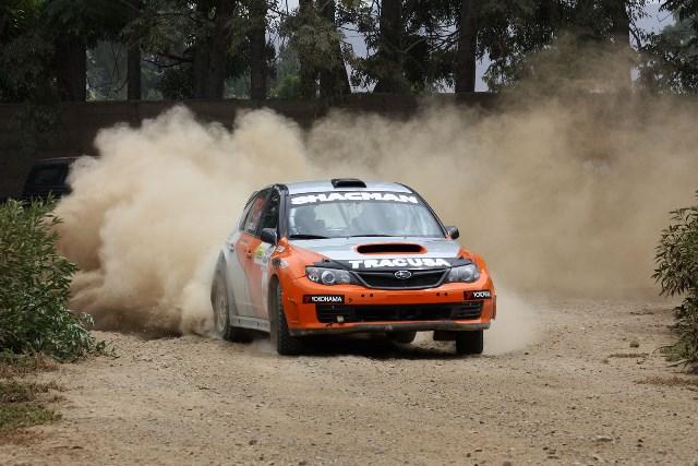 Rally Cañete - Jorge Martínez 02