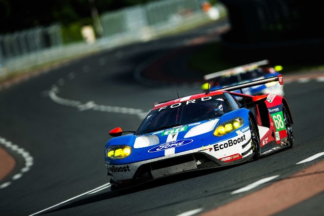 Ford 24 Horas Le Mans (1)