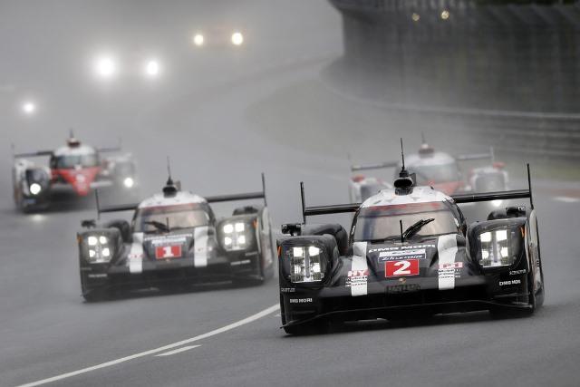 Porsche - 24 Horas Le Mans (1)