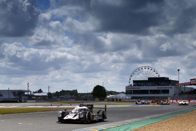 Porsche - 24 Horas Le Mans (15)