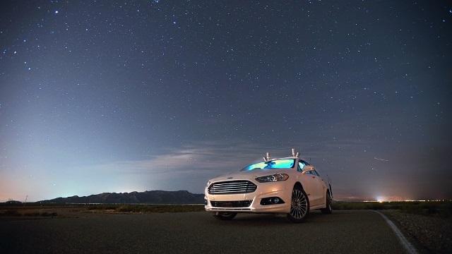 Ford Fusion Autonomo (4)