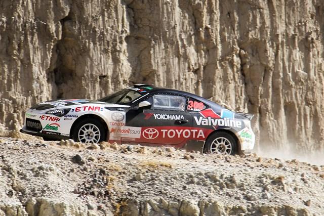 Lucho Alayza - Rally Ayacucho (1)