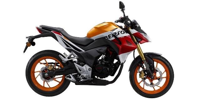 Honda CB190R 01