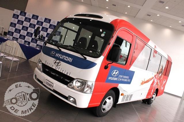 Renovación de Convenio de Hyundai con la FPV / Foto: Miguel A. Rivadeneyra