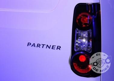 Presentación nuevos modelos de línea Peugeot Profesional / Foto: Miguel Angel Rivadeneyra
