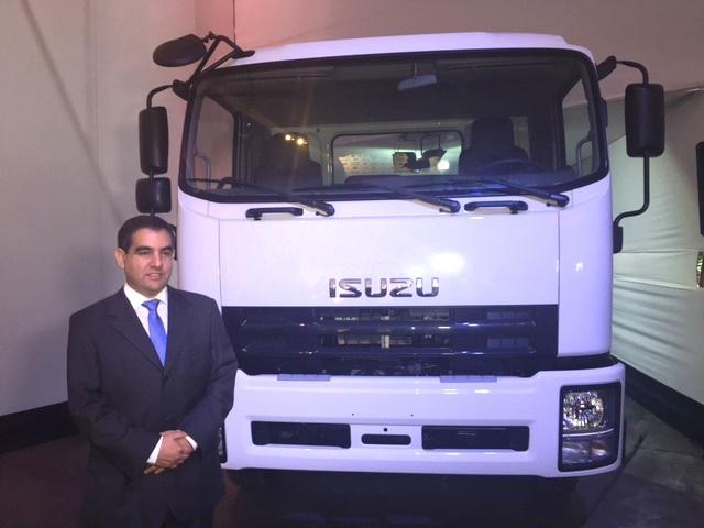 Isuzu - Lanzamiento camiones (3)