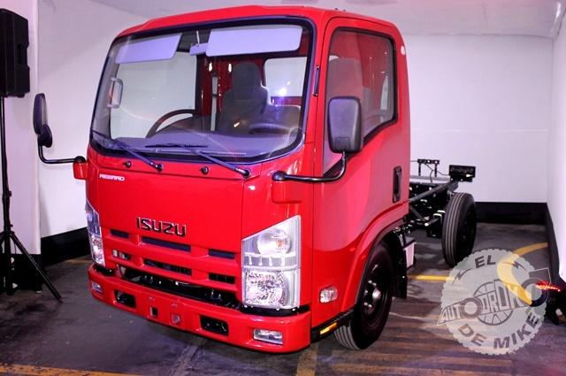 Isuzu - Lanzamiento camiones (4)