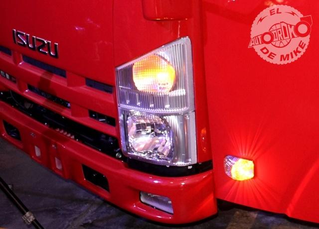 Isuzu - Lanzamiento camiones (7)