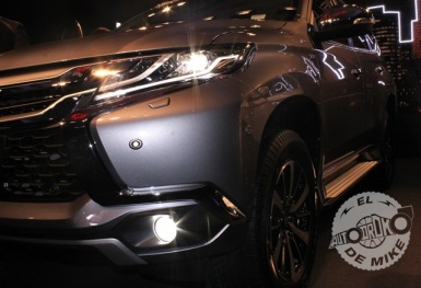 Mitsubishi Montero Sport - Dynamic Shield / Foto: Miguel Angel Rivadeneyra