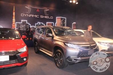 Presentación de la gama Dynamic Shield de Mitsubishi Perú / Foto: Miguel Angel Rivadeneyra