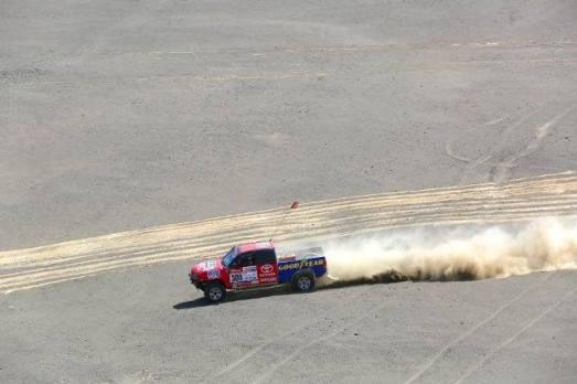 Campeonato Baja Inka - Segundo día / Foto: ITEA Comunicaciones