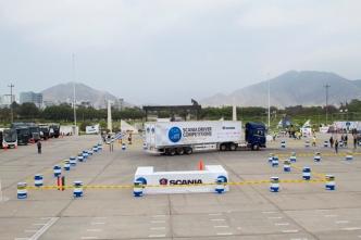 Scania Driver Competitions 2016 - Perú / Foto: Prensa Scania