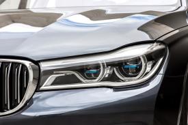 El nuevo BMW Serie 7 en el Perú / Foto: Prensa BMW