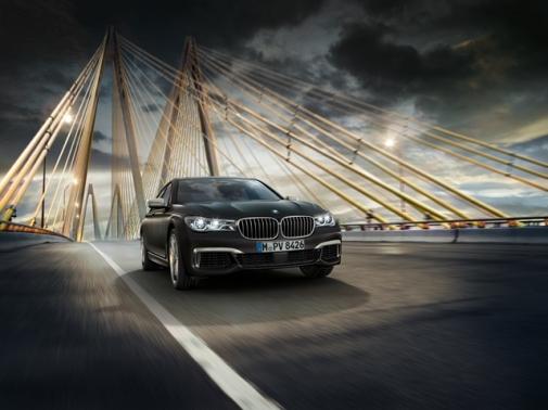 El nuevo BMW Serie 7 / Foto: Prensa BMW