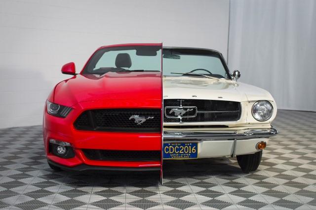 El Ford Mustang en el Museo de la Inventos - Estados Unidos / Foto: Prensa Ford