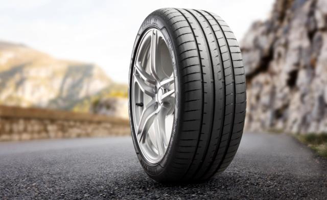 Neumático Goodyear F1 Asymmetric 3