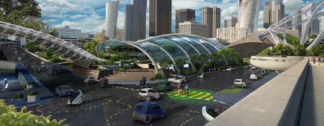 The City of Tomorrow, Decades and Decades From Now